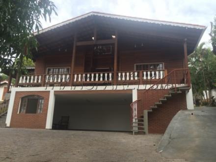 Casa de 3 dormitórios à venda em Paraíso (Polvilho), Cajamar - SP