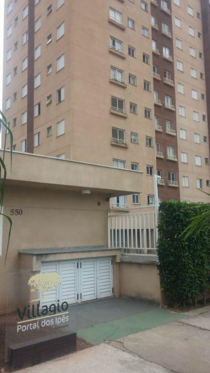 Apartamento de 2 dormitórios em Portais (Polvilho), Cajamar - SP