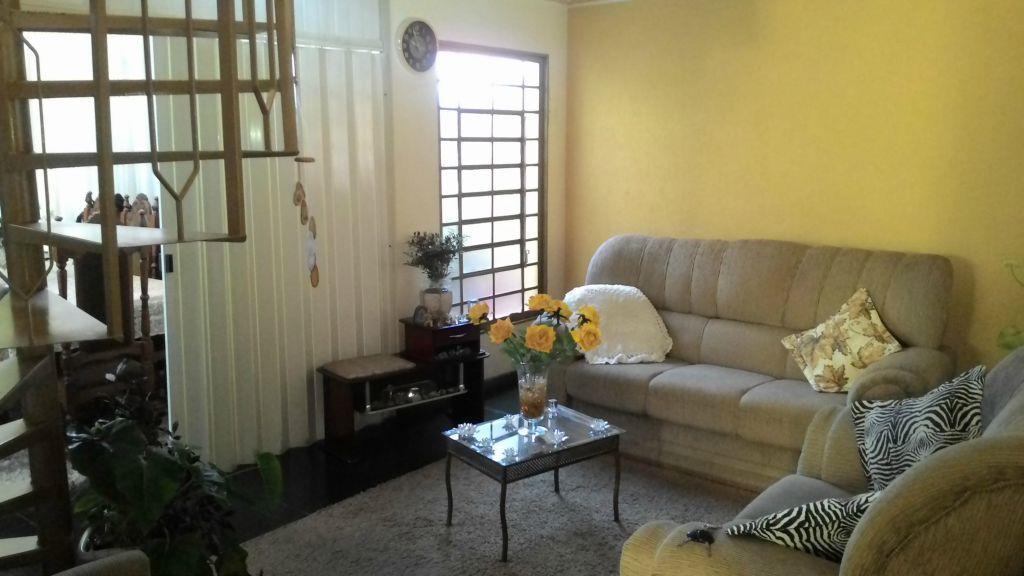 Sobrado  residencial à venda, Vila Nova Santa Clara, Bauru.