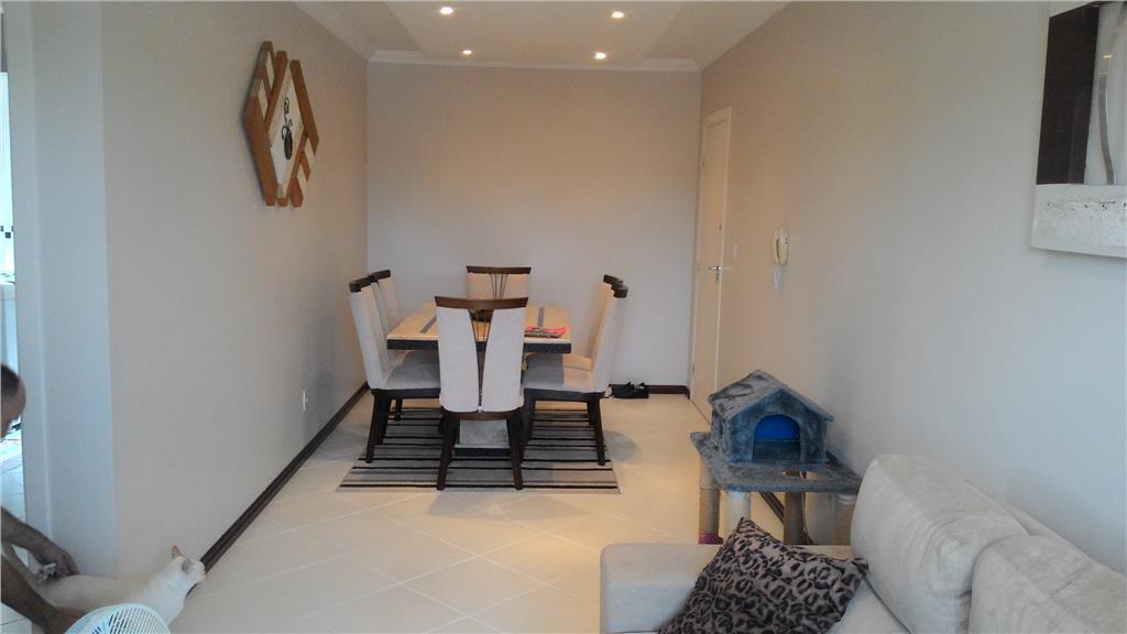 Apartamento residencial à venda, Jardim Terra Branca, Bauru.