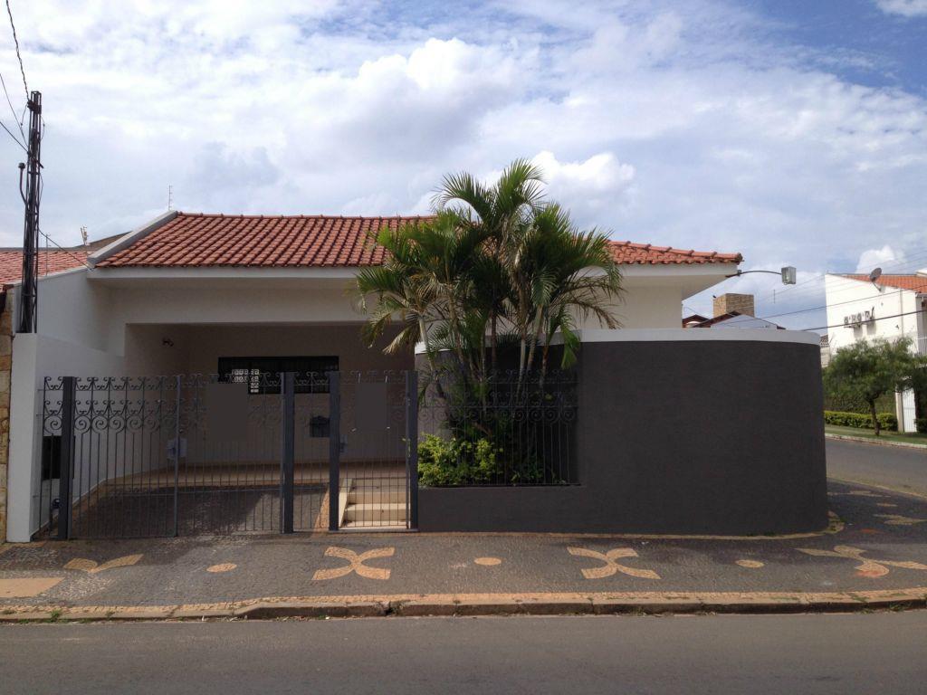 Casa  residencial para venda e locação, Jardim América, Baur