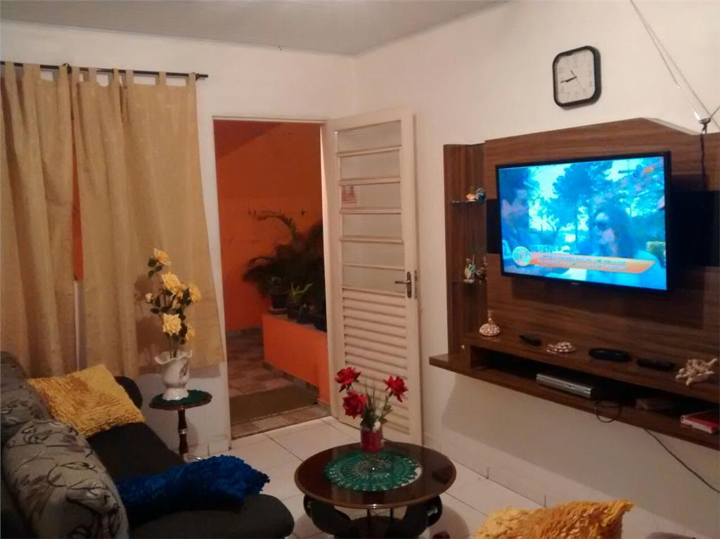 Casa residencial à venda, Núcleo Nove de Julho, Bauru.