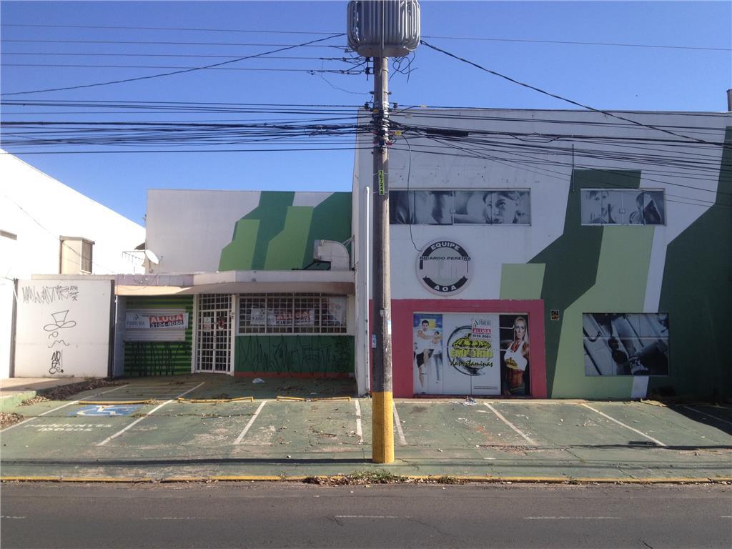 Sala Comercial na Av. Getúlio Vargas
