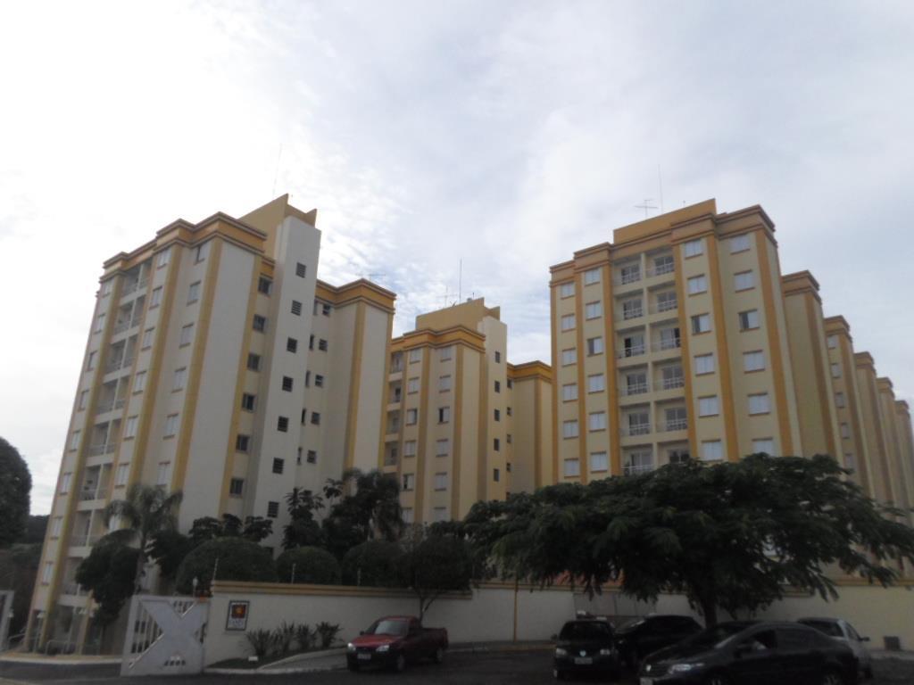 Apartamento residencial para locação, Campo Limpo , Bauru.