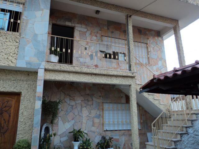 Sobrado  residencial à venda, Niterói, Canoas. de Líder Imoveis
