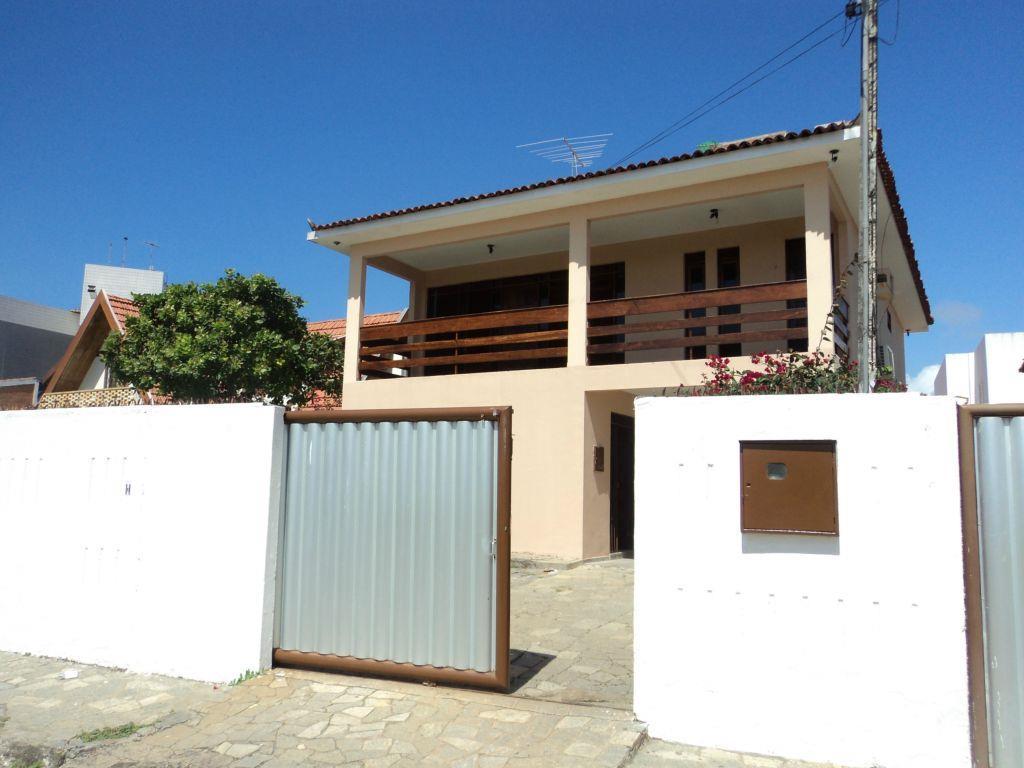 Casa  residencial para locação, Ponta de Campina, Cabedelo. de Edson & Silva Imobiliária