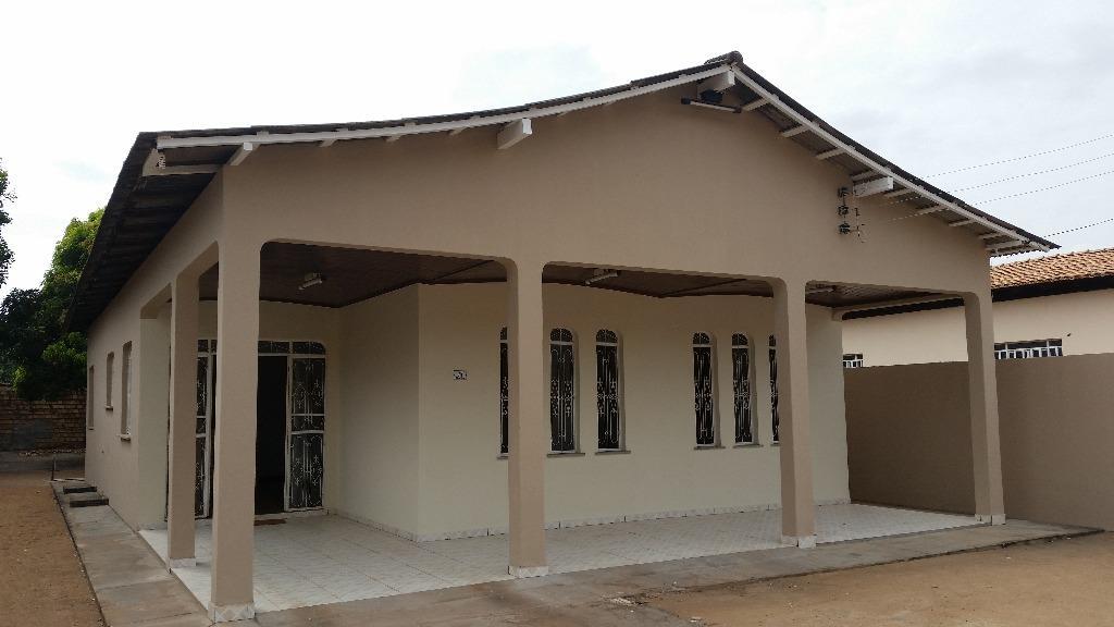 Casa com 2 dormitórios para alugar por R$ 1.300/mês - Liberdade - Boa Vista/RR