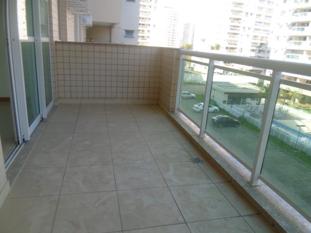 Apartamento  residencial para locação, Barra da Tijuca, Rio