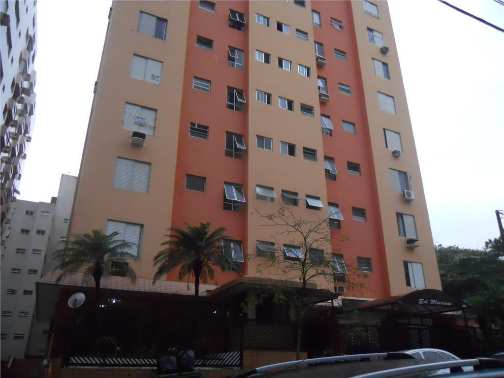 Apartamento 1 dormitório residencial para locação, Gonzaguin