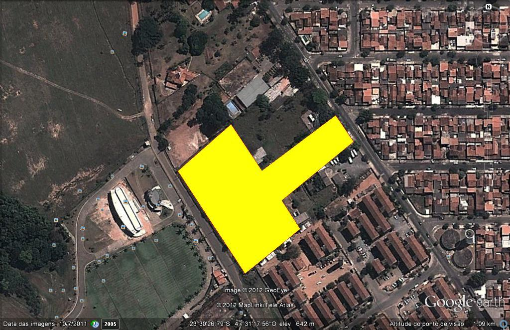 Área comercial à venda, Conjunto Habitacional Júlio de Mesqu