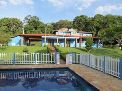 Sitio Panorâmico residencial à venda, Atibaia.