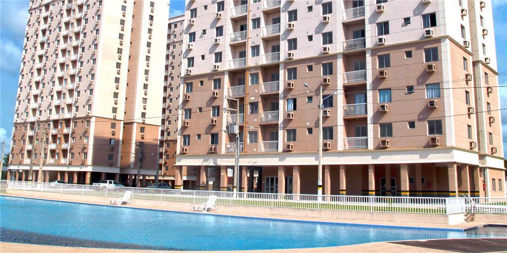 Apartamento com 3 dormitórios à venda, 57 m² por R$ 196.169 - Icoaraci - Belém/PA