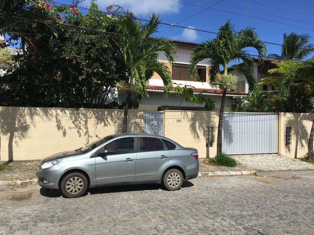 Casa residencial à venda, Miramar, João Pessoa.