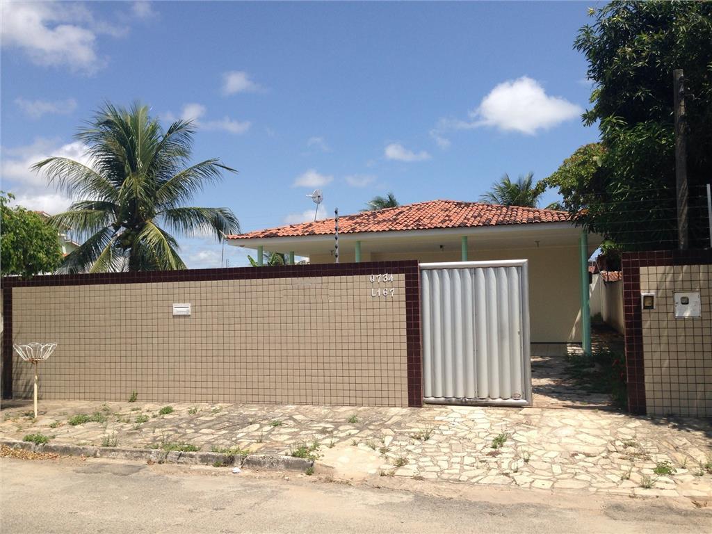 Casa residencial à venda, Portal do Sol, João Pessoa - CA0981.