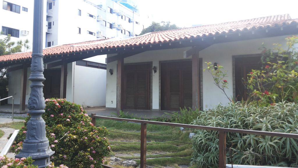Casa beira mar Cabo Branco, João Pessoa - CA0988.