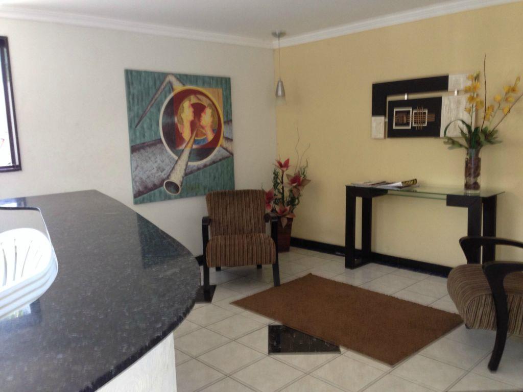 Apartamento residencial à venda, Bessa, João Pessoa - AP3149.