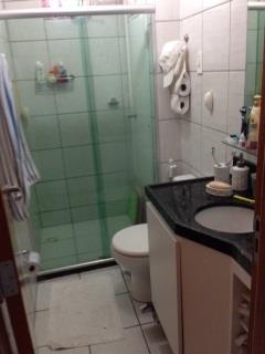 Apartamento residencial à venda, Bessa, João Pessoa - AP2940.