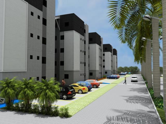 Apartamento residencial à venda, Altiplano, João Pessoa - AP2463.