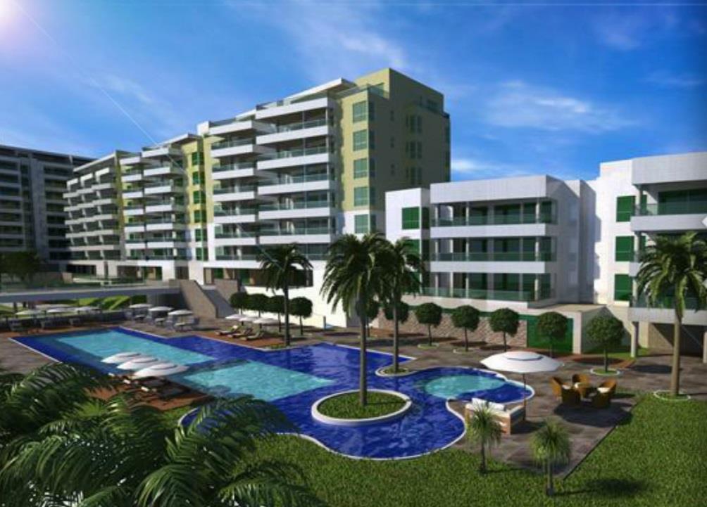 Apartamento residencial à venda, Intermares, Cabedelo - AP3087.