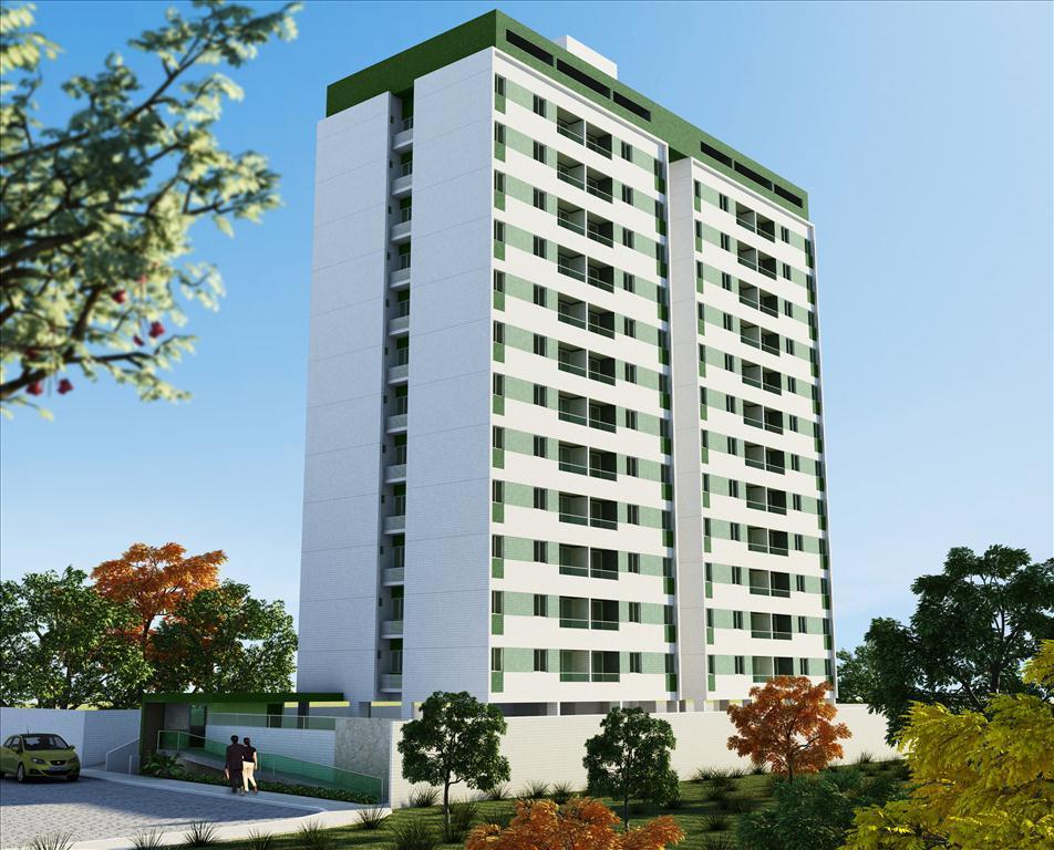 Apartamento residencial à venda, Castelo Branco, João Pessoa de Invista Imóveis