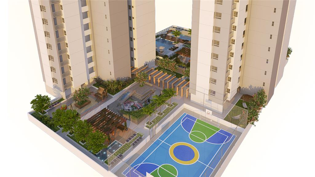Apartamento residencial à venda, Manaíra, João Pessoa - AP3636.