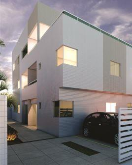 Apartamento residencial à venda, Bancários, João Pessoa - AP3329.