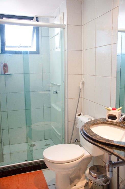 Apartamento residencial à venda, Manaíra, João Pessoa - AP2575.
