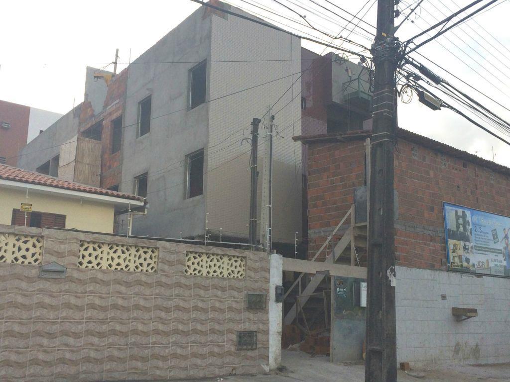 Apartamento residencial à venda, Bancários, João Pessoa - AP3360.