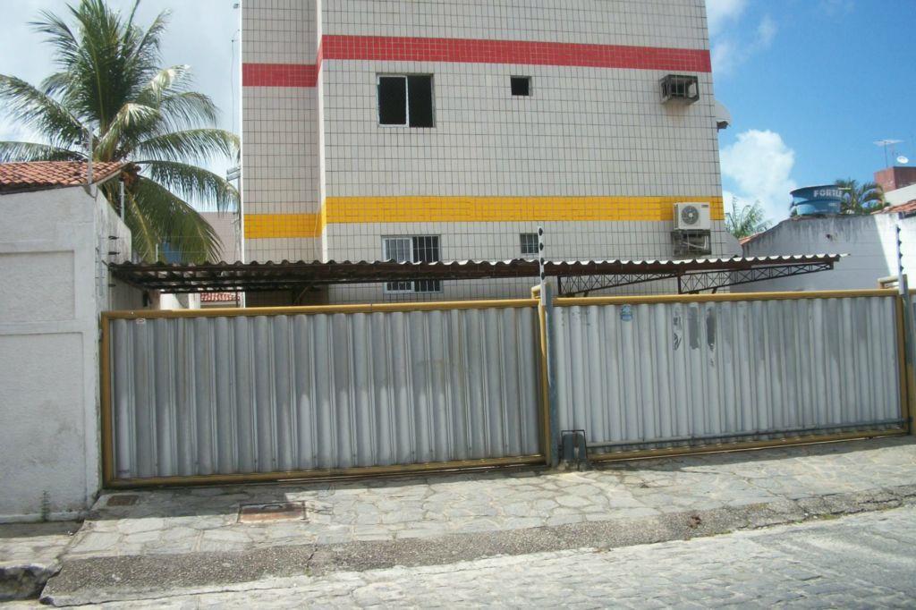 Apartamento residencial à venda, Bancários, João Pessoa - AP2861.