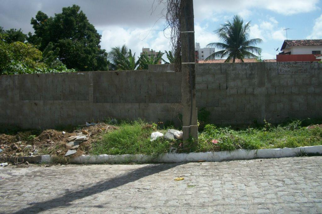 Terreno residencial à venda, Bancários, João Pessoa - TE0129.