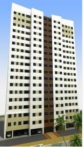 Apartamento residencial à venda, Bancários, João Pessoa - AP2798.