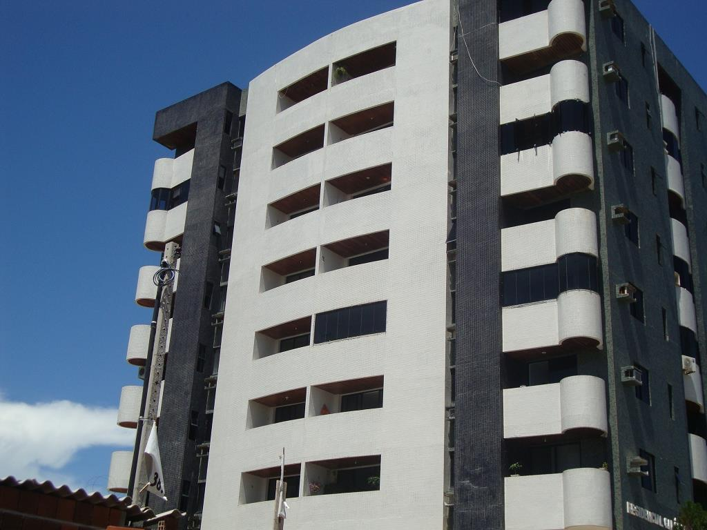 Apartamento residencial à venda, Intermares, Cabedelo - AP2098.