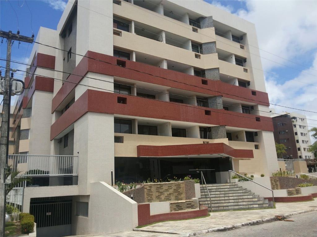 Apartamento residencial à venda, Manaíra, João Pessoa - AP2952.
