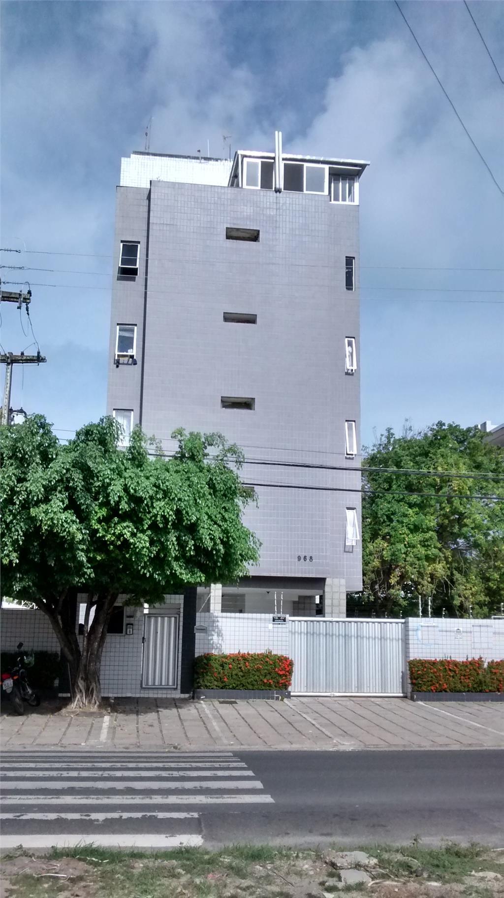 Apartamento residencial à venda, Bessa, João Pessoa - AP3453.