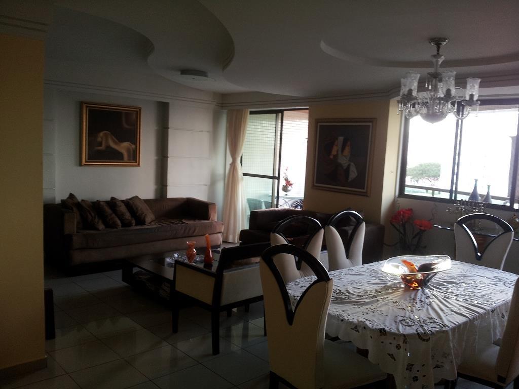 Apartamento residencial à venda, Brisamar, João Pessoa - AP2261.