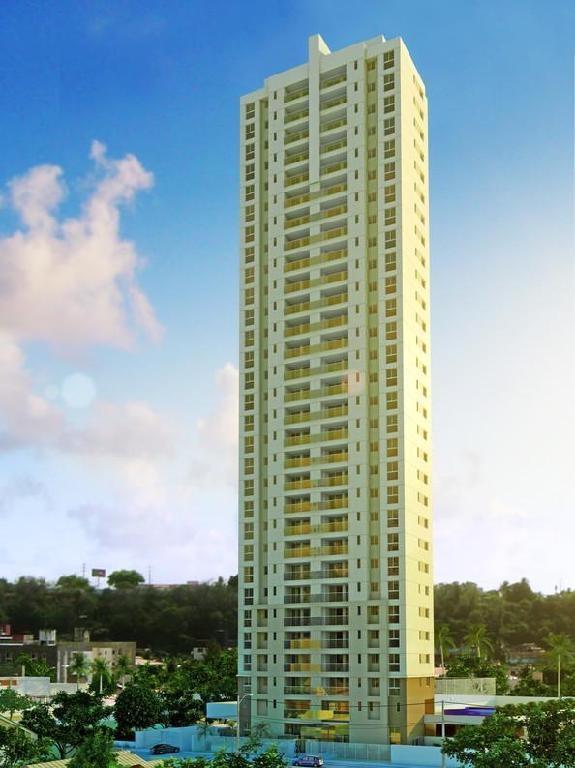 Apartamento residencial à venda, Manaíra, João Pessoa - AP2536.