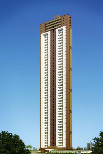 Apartamento residencial à venda, Altiplano, João Pessoa - AP3257.
