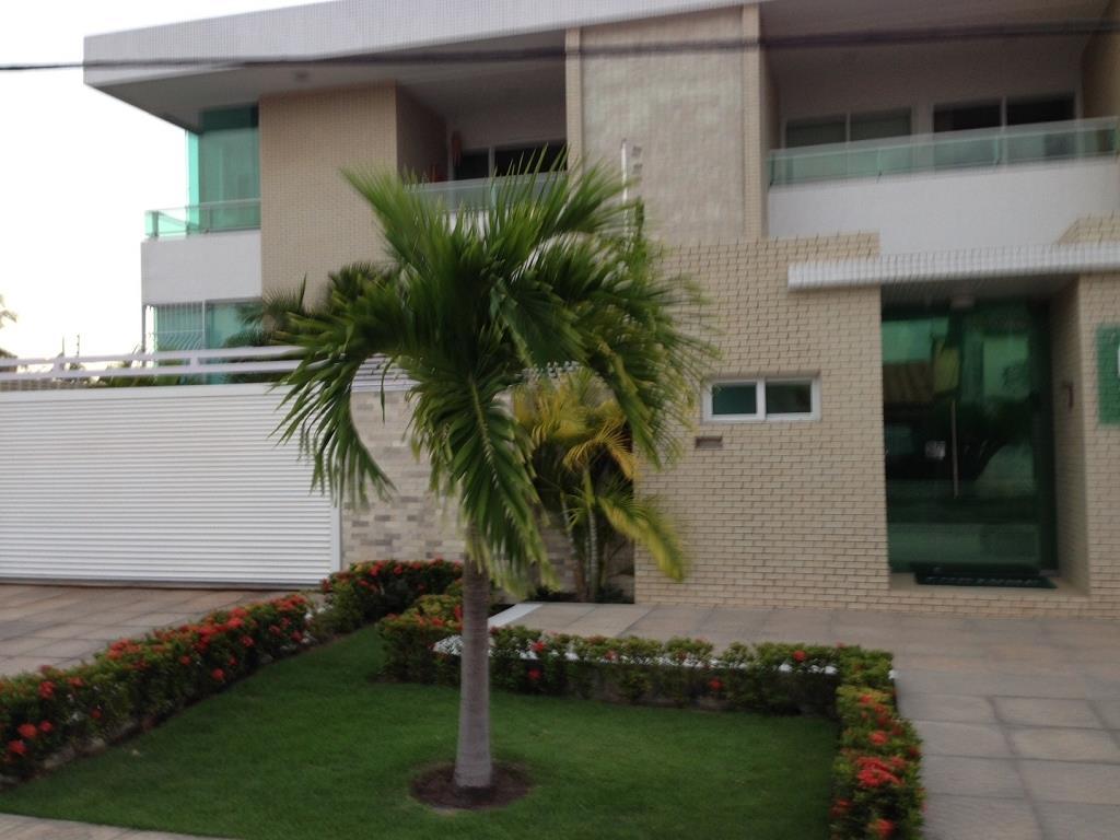 Apartamento residencial à venda, Bessa, João Pessoa - AP2305.