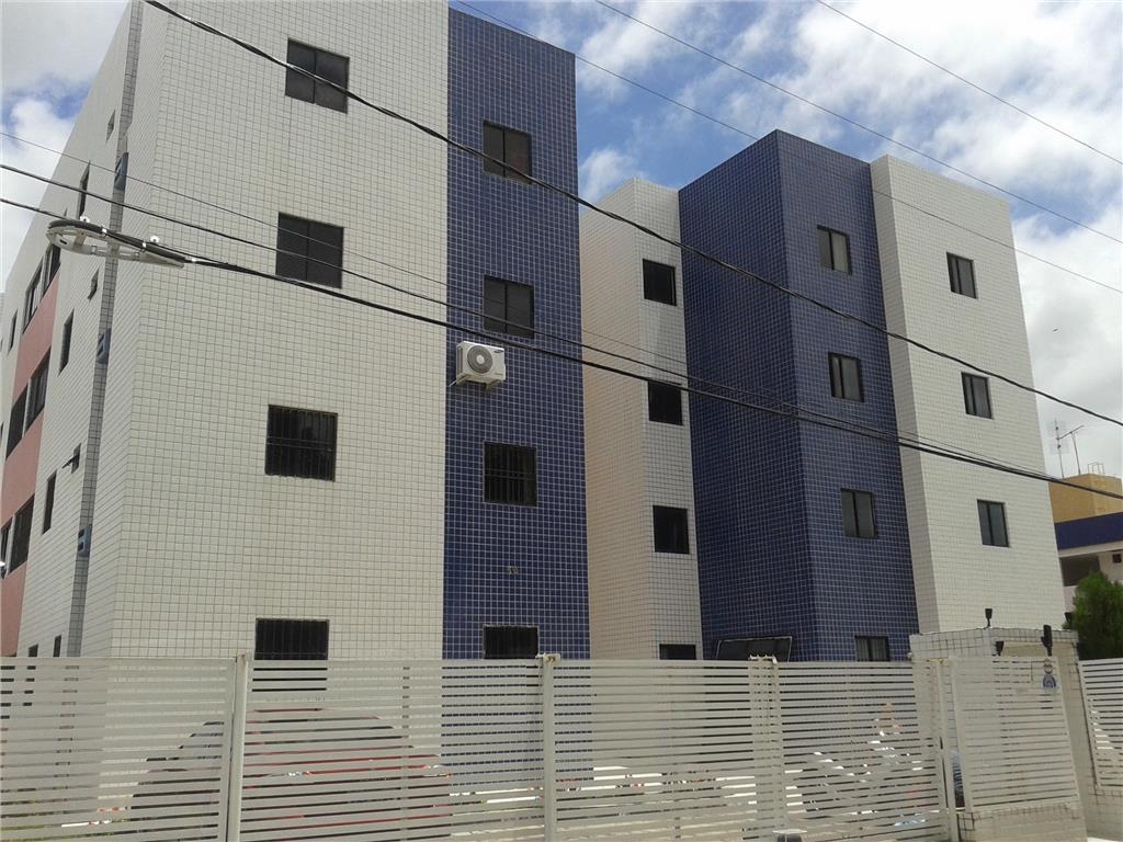 Apartamento residencial à venda, Jardim São Paulo, João Pessoa - AP3021.