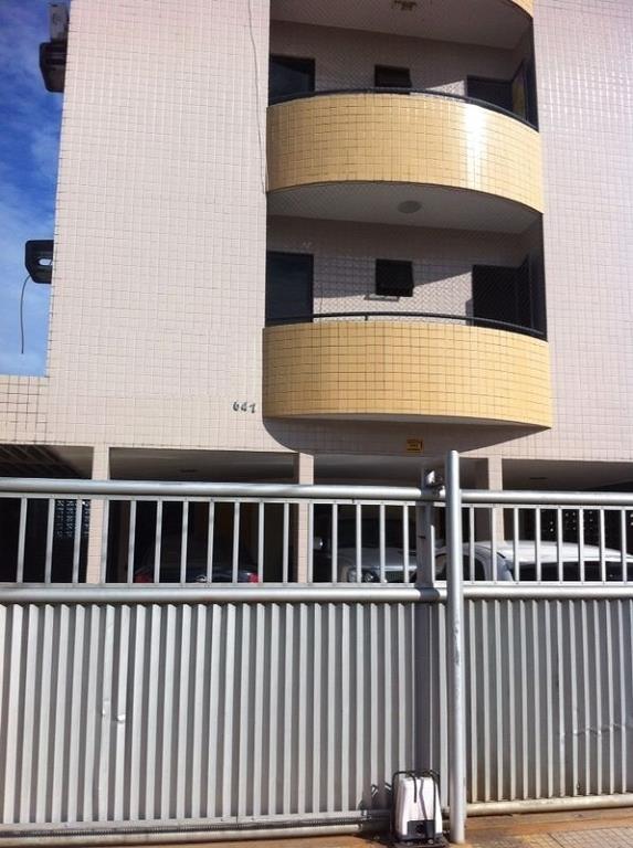 Apartamento residencial à venda, Bessa, João Pessoa - AP2762.