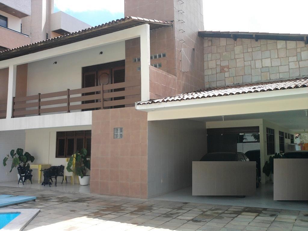 Casa residencial à venda, Intermares, Cabedelo - CA0686.