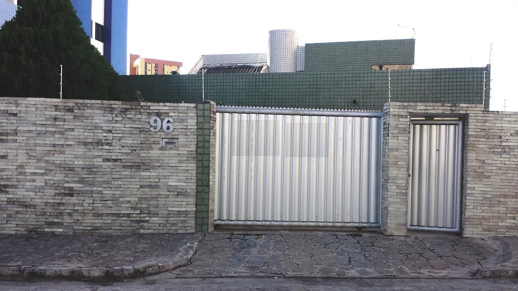 Casa residencial à venda, Bessa, João Pessoa - CA0888.