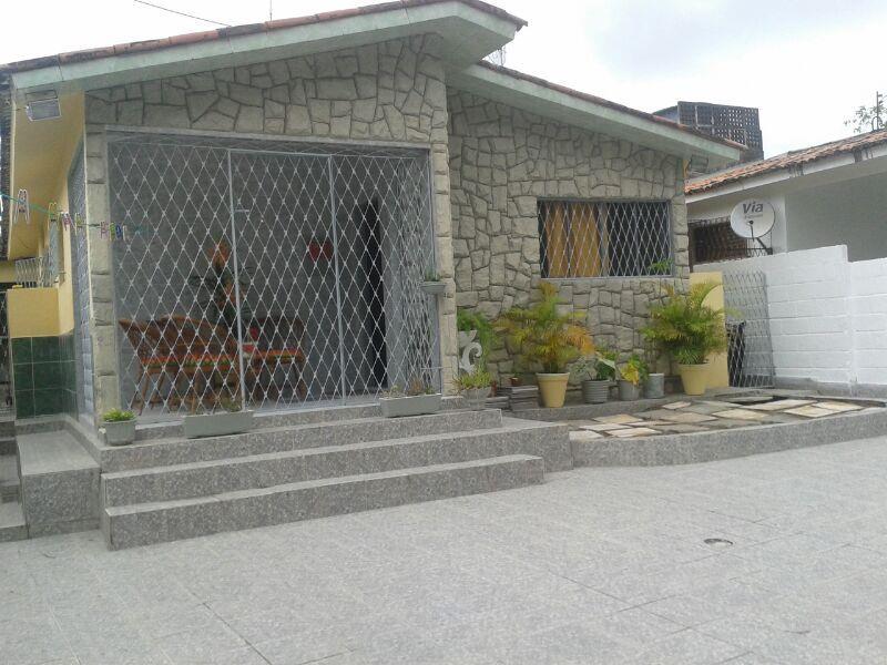 Casa residencial à venda, Água Fria, João Pessoa - CA0816. de Invista Imóveis.'