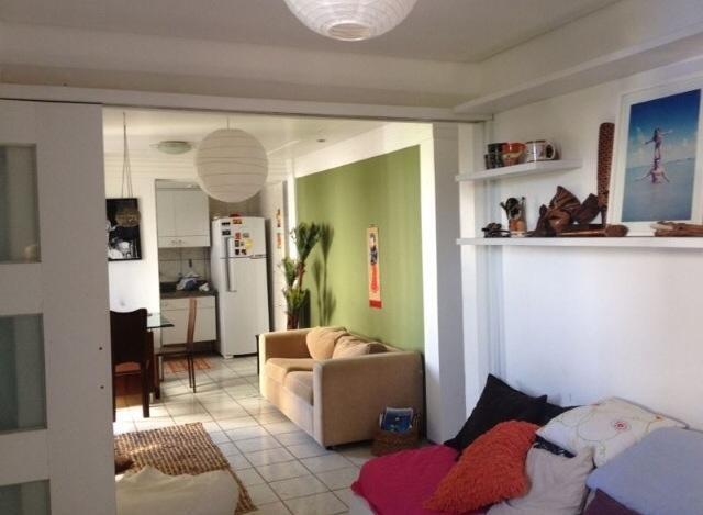 Apartamento residencial para locação, Intermares, Cabedelo - de Invista Imóveis
