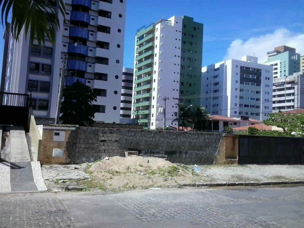 Terreno residencial à venda, Manaíra, João Pessoa - TE0132.