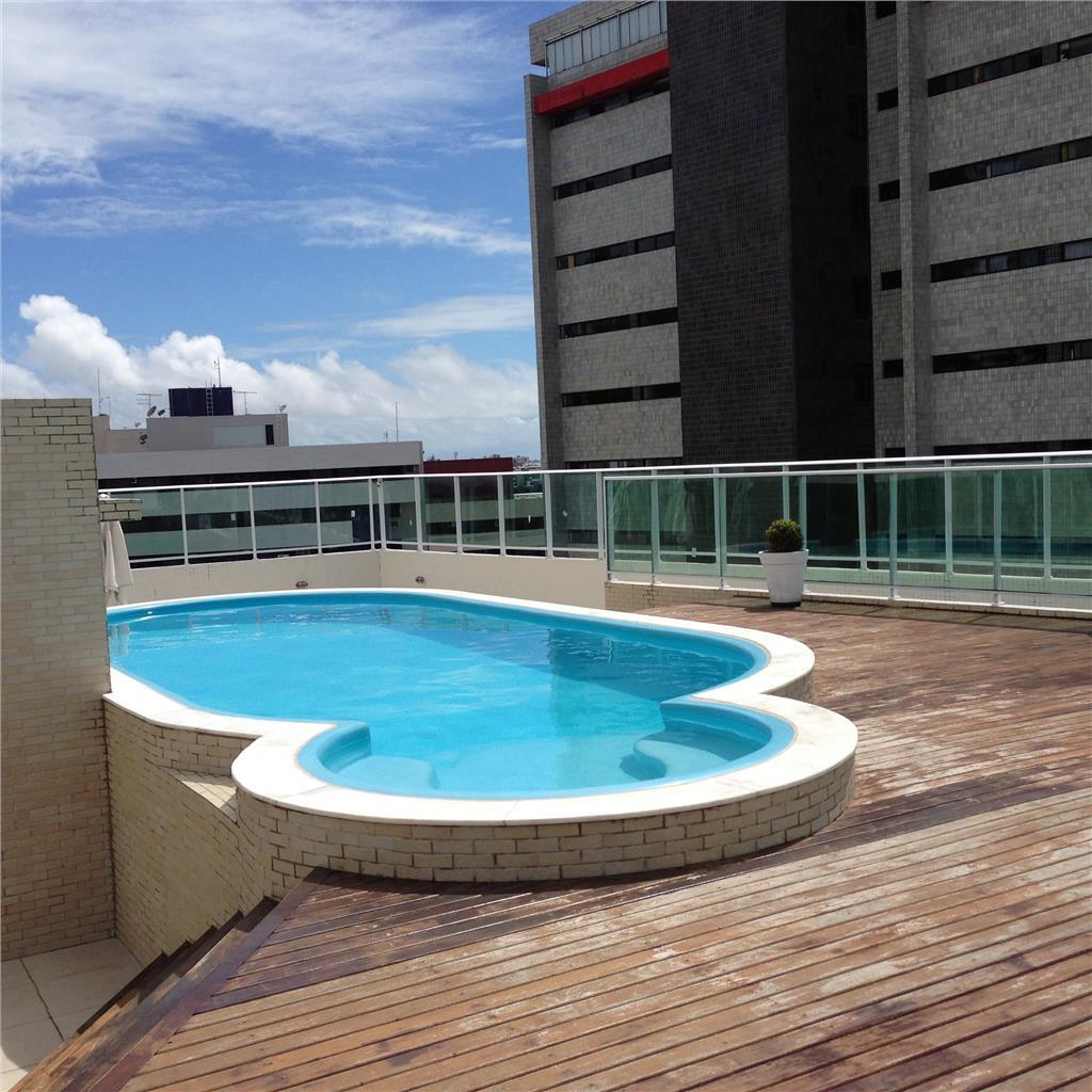 Apartamento residencial à venda, Manaíra, João Pessoa - AP2971.