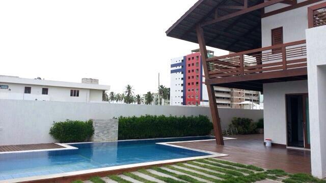 Casa com 5 dormitórios à venda, 508 m² por R$ 950.000 - Intermares - Cabedelo/PB