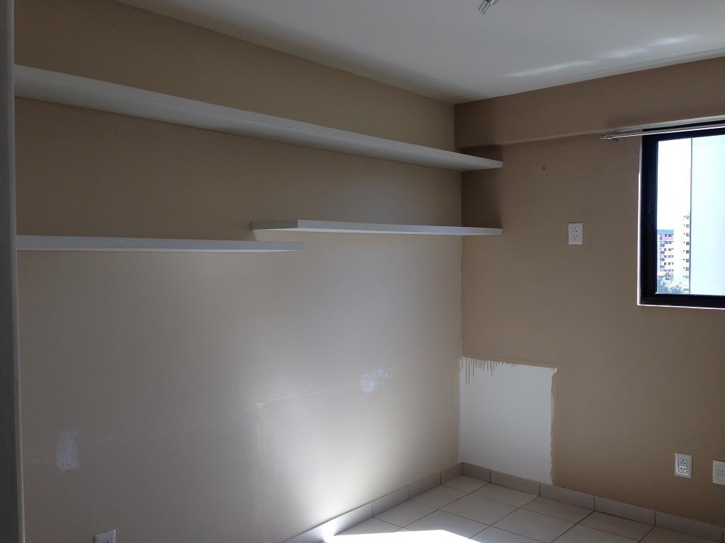 Apartamento residencial à venda, Manaíra, João Pessoa - AP2455.