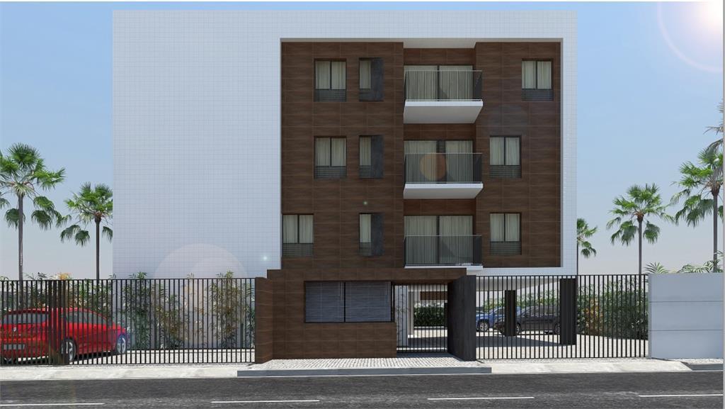 Apartamento residencial à venda, Altiplano, João Pessoa - AP2842.