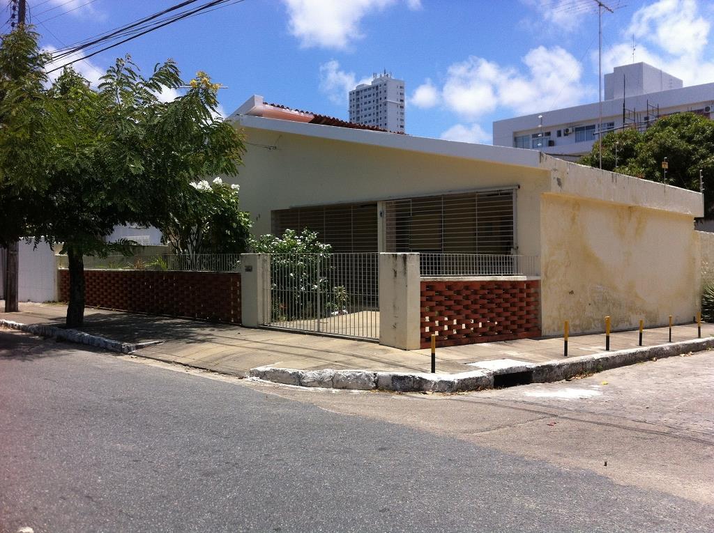 Casa residencial à venda, Manaíra, João Pessoa - CA0814.